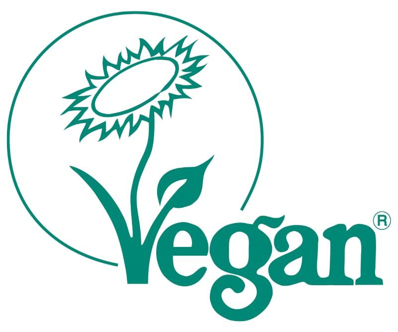 Siegel: Vegan
