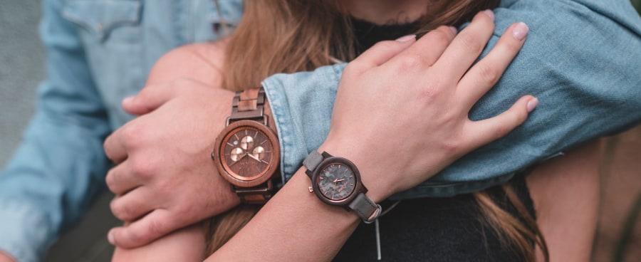Uhrenhersteller Holzkern aus Wien
