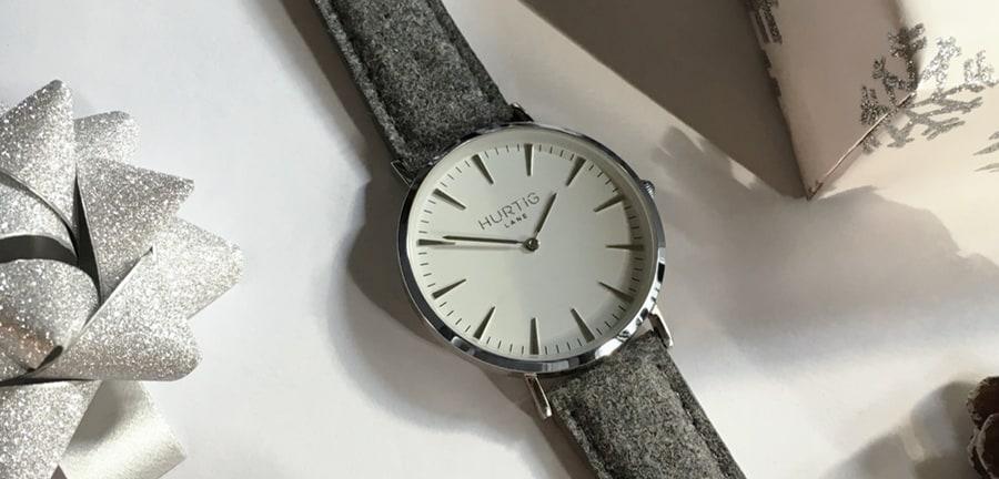 HURTIG LANE - Hersteller von veganen Uhren