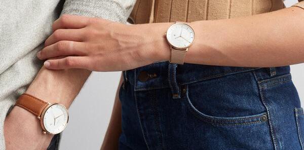 Nordgreen Uhrenhersteller - Model mit Uhr
