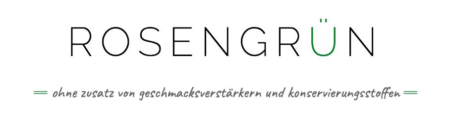 Rosengrün Blog - Logo