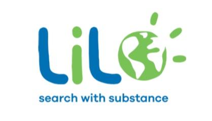 Logo der Suchmaschine Lilo