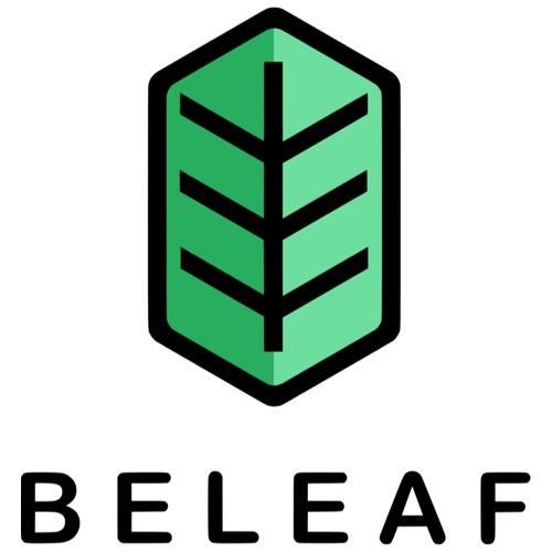 BELEAF - Blätter als innovative Lederalternative - Logo