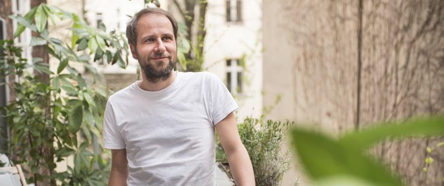 Ecosia Gründer Christian Kroll, Porträt
