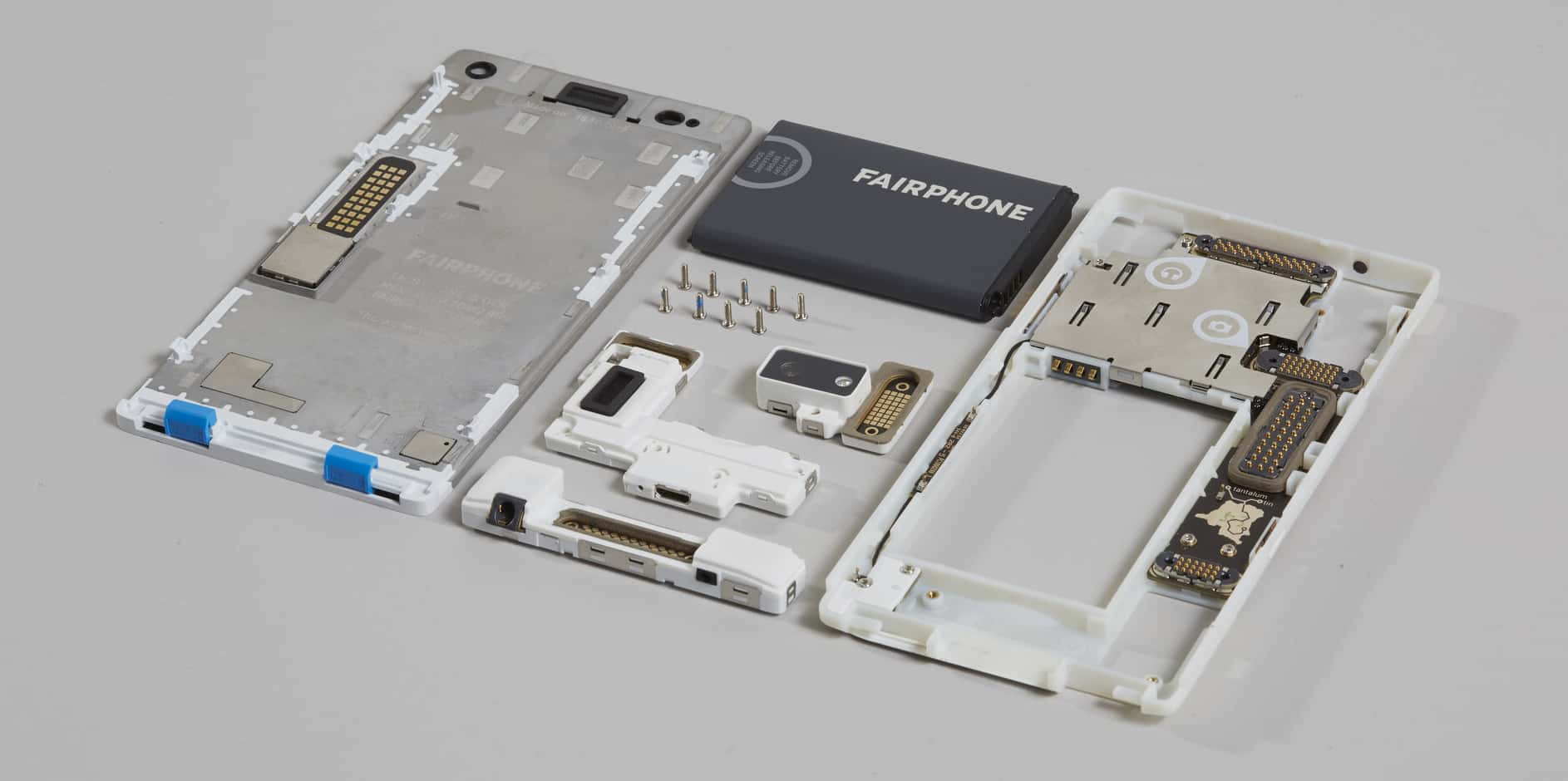 FAIRPHONE: modulares Design