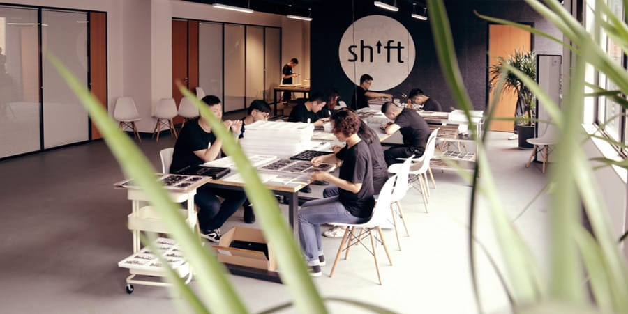 SHIFTPHONES: Smartphone Produktion / Herstellung in China