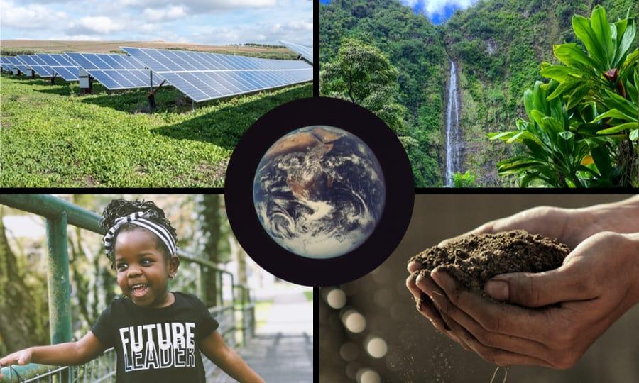 Nachhaltigkeit - Themenüberblick