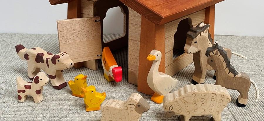 littlegreenie nachhaltiges spielzeug für kinder - Holzspielzeug